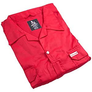 Prime Captain Coverall - Red