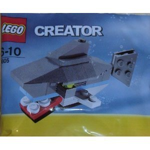 Lego Creator Shark #7805 ages 6-10