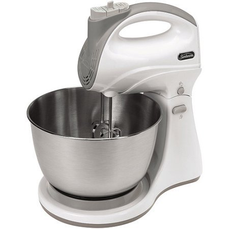 Sunbeam Hand/Stand Mixer (White)