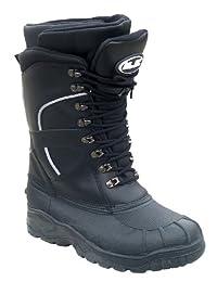 HJC Extreme Men's Snow Boots (Black, Size 10)