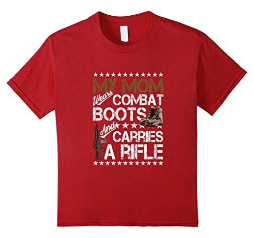 Your Mom Wears Combat Boots - 1