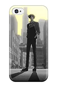 New Style cowboy bebop spike spiegel anime Anime Pop Culture Hard Plastic iPhone 4/4s cases