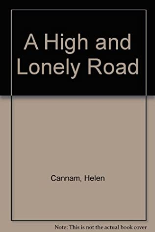 book cover of A High and Lonely Road