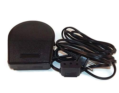 306 222 HONEYSEW Foot Control Pedal with Power Cord for Singer Featherweight 221 301 301A