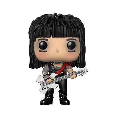 Funko POP! Rocks: Mötley Crüe Nikki Six Collectible Figure, Multicolor: Motley Crue, Nikki Sixx: Toys & Games