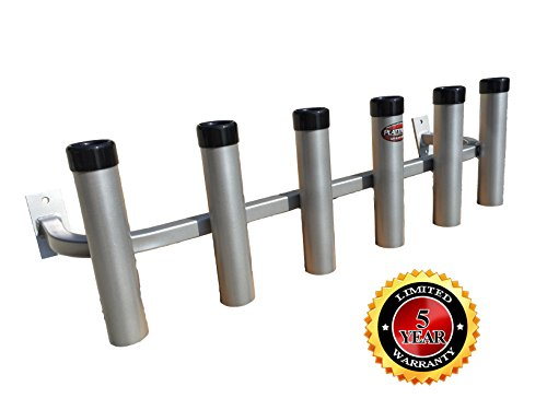 Tool Box Bolt On Fishing Rod Holder (Mill Finish) For Sale