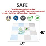 Baby Play Mat Puzzle Exercise Play Mat Foam