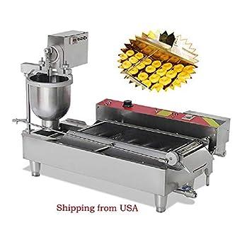 Amazon.com: Carejoy - Máquina comercial para hacer donut ...