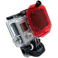 Oculus Red Color Correction Underwater Dive Filter for GoPro HD HERO 3