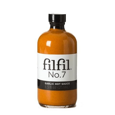 Filfil Garlic Hot Sauce (1 bottle No. 7)