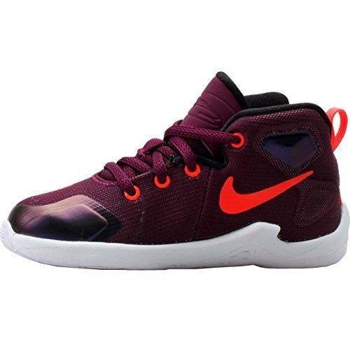 d1c52d1accc4 Nike Lebron XIII (TD) toddler ref 808711-500 mulberry black purple plat  (10C 27euro) - Buy Online in UAE.