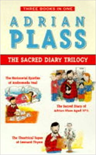 Download Sacred Diary Trilogy: 'Sacred Diary of Adrian Plass (Age 37 3/4)', 'Horizontal Epistles of Andromeda Veal', 'Theatrical Tapes of Leonard Thynn' PDF
