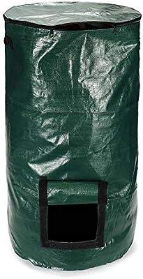 CCChaRLes 80L Organic Compost Bolsa Cocina Jardín Orgánico Papeleras Residuos Residuos Compostaje: Amazon.es: Industria, empresas y ciencia