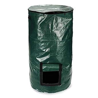 TuToy 80L Bolsa Orgánica De Compost De Cocina Jardín De Residuos Orgánicos Papeleras De Almacenamiento De Eliminación Composter: Amazon.es: Industria, empresas y ciencia