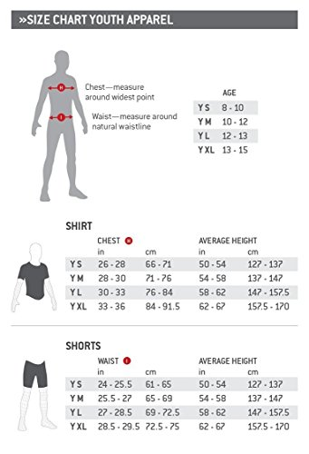 G-Form Baseball Pro Sternum Shirt with Back – Adult and Youth – DiZiSports Store
