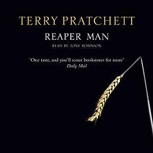 Reaper Man Hörbuch