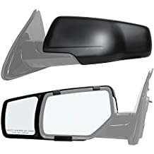 Fit System 80920 Snap and Zap Towing Mirror Pair (2015 and Up Gm SUV)