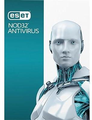 ESET NOD32 Antivirus 2017 / 3 users / 1 Year / Windows PC's