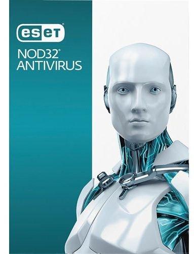 Eset Nod32 Antivirus 2017   3 Users   1 Year   Windows Pcs