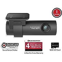 Blackvue DR750S-1CH WiFi 1080P Full HD Car DVR Recorder 16GB SD Card   FREE BONUS: Includes BlackboxMyCar Surveillance Decal