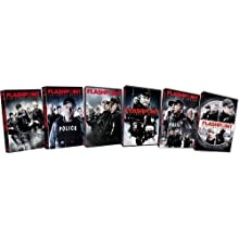 Flashpoint: Complete Series Pack (2008)