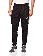 Train hard. Stay cool. These men's soccer training pants help you warm up without overheating. Featuring ventilated climacool and mesh inserts for maximum breathability, they keep the air moving while you stay on the pitch. A slim fit promote...