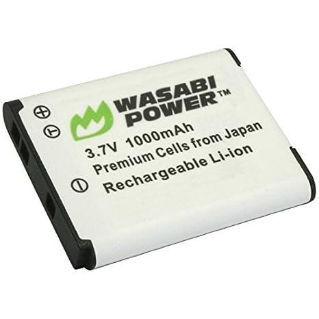 Amazon.com: Wasabi Power – Batería y Cargador para Sony np ...