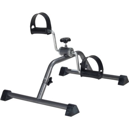 Drive Medical Exercise Peddler with Attractive Silver Vein Finish by Drive Medical*