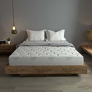 Amazon Com Aloe Gel Memory Foam 13 Inch Queen Size Pillow