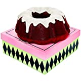 We Take the Cake Red Velvet Bundt Cake with Cream Cheese Frosting (1 Count)
