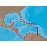 C-MAP NA-C502C-CARD / C-MAP NT+ NA-C502 - Western Caribbean Sea - C-Card