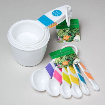 Measuring Spoons and Cup Sets - Case Pack 72 SKU-PAS332565