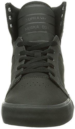 Supra Skytop Tuf Black Sneaker Medium Satin zUqzvC