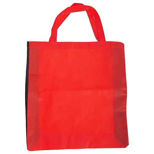 Rosso By Nero con Contrasto Borsa Bags Hawthorn a Lati Jassz 1wpxBq