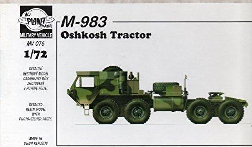 Planet Models MV076 Modellbausatz M-983 Oshkosh Traktor