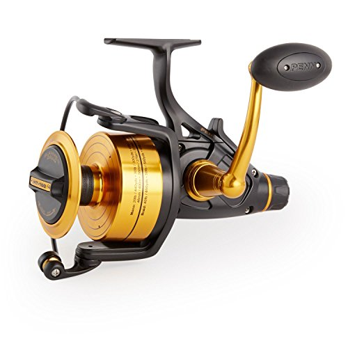 Penn 1259877 Spinfisher V Spinning Fishing Reel, 6500LL