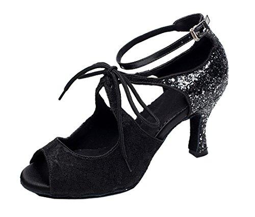 Minitoo femme de bal Salle Noir noir qwSB1qxvg
