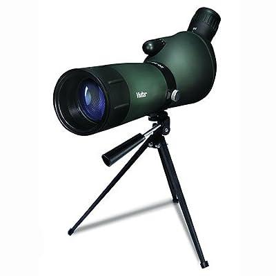 Vivitar Terrain Series Tv2060 20x60x60 Spotting Scope (Black) from Vivitar