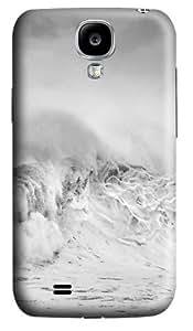 Waves Custom Samsung Galaxy S4 I9500 Case Cover ¨C Polycarbonate