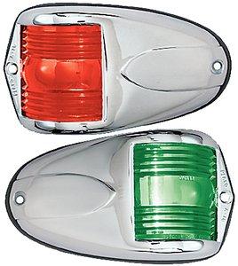 Perko 1264DP0CHR 12V Vertical Mount Side Lights