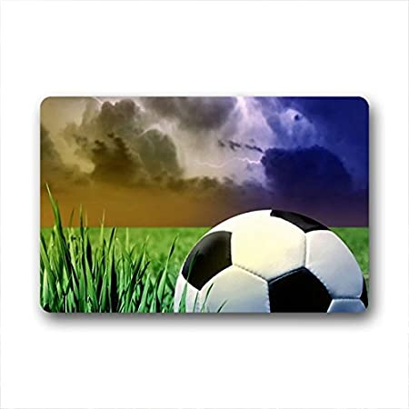 Football tissu Parti Tapis 450 x 60 cm