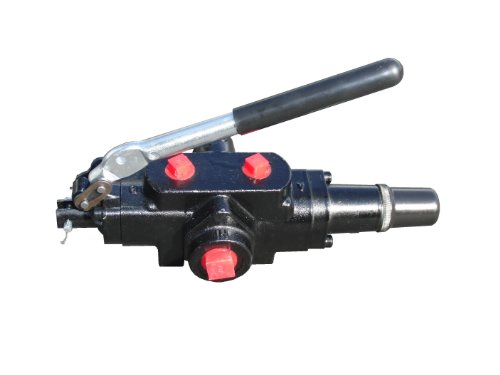 Log Splitter Valve, Single Spool, Adjustable Detent