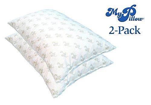 MyPillow Standard/Queen Classic Medium Support Set of - Medium Set Pillow Support