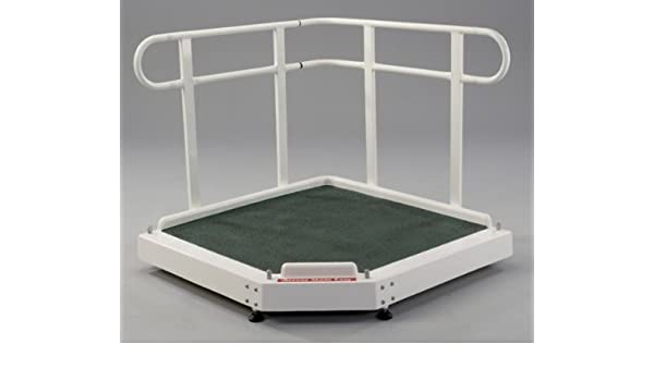 A lo largo regulación de la altura de mochila para silla de ruedas rampas de canapé ajustable para cama de acceso para el hogar: Amazon.es: Salud y cuidado ...