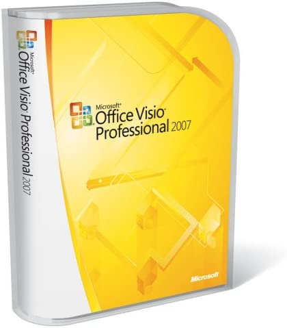 Cheapest Office Visio Professional 2007