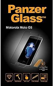 بانزر جلاس واقي شاشة للهاتف الذكي متوافق مع موتورولا جي 5