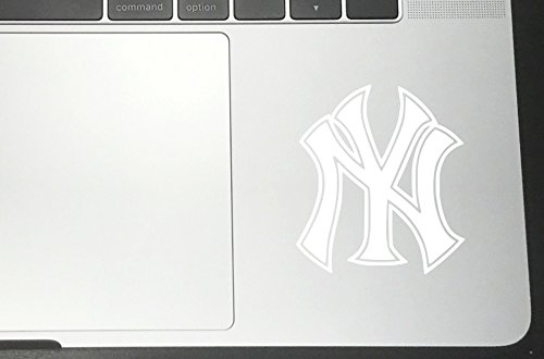 New york yankees vinyl sticker decals for car bumper window macbook pro laptop ipad iphone
