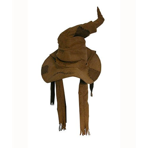 Harry Potter Talking Sorting Hat Wearable Plush