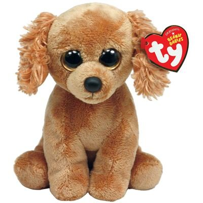 Ty Beanie Baby Copper Plush - Spaniel Dog  330e70f2f140