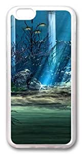Atlantis3 Custom For Iphone 5/5S Case Cover Hard shell Transparent